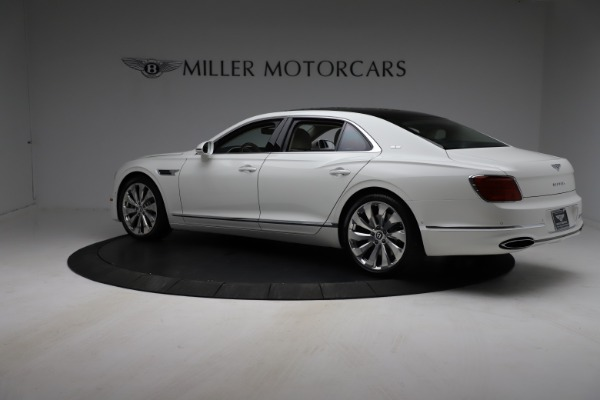New 2021 Bentley Flying Spur W12 First Edition for sale Sold at Rolls-Royce Motor Cars Greenwich in Greenwich CT 06830 4