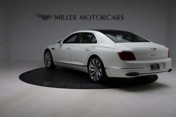 New 2021 Bentley Flying Spur W12 First Edition for sale Sold at Rolls-Royce Motor Cars Greenwich in Greenwich CT 06830 5