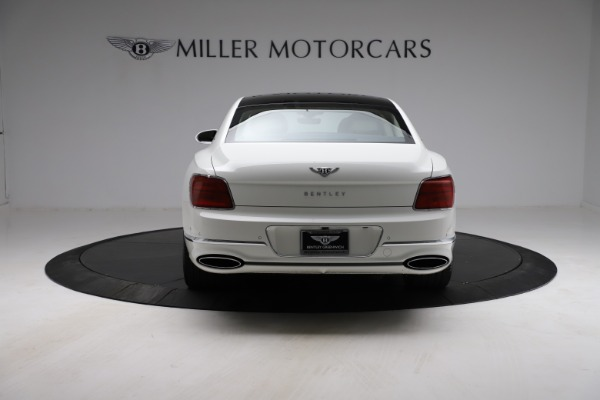 New 2021 Bentley Flying Spur W12 First Edition for sale Sold at Rolls-Royce Motor Cars Greenwich in Greenwich CT 06830 6