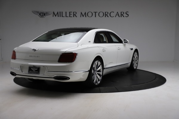 New 2021 Bentley Flying Spur W12 First Edition for sale Sold at Rolls-Royce Motor Cars Greenwich in Greenwich CT 06830 7
