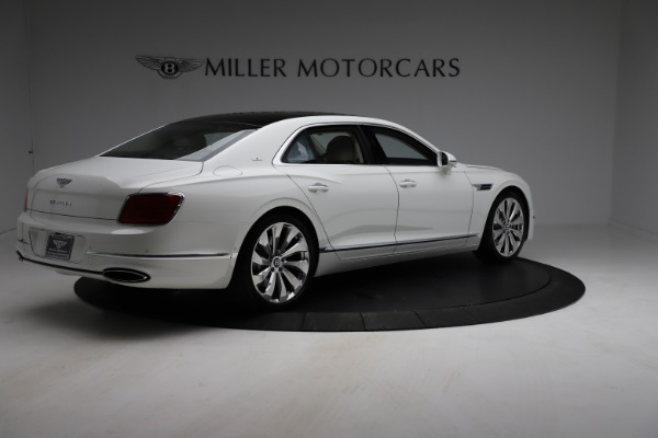 New 2021 Bentley Flying Spur W12 First Edition for sale Sold at Rolls-Royce Motor Cars Greenwich in Greenwich CT 06830 8