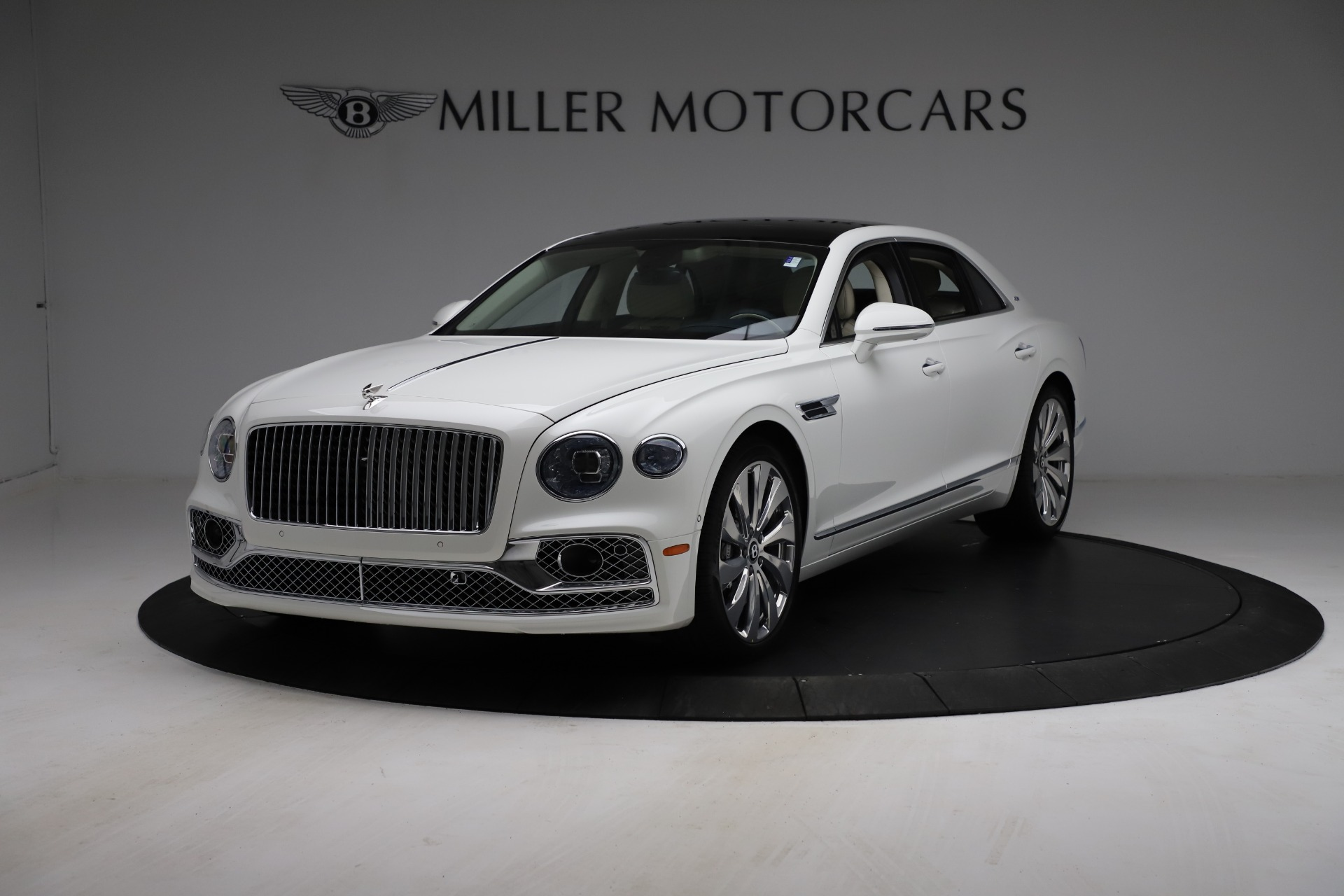 New 2021 Bentley Flying Spur W12 First Edition for sale Sold at Rolls-Royce Motor Cars Greenwich in Greenwich CT 06830 1
