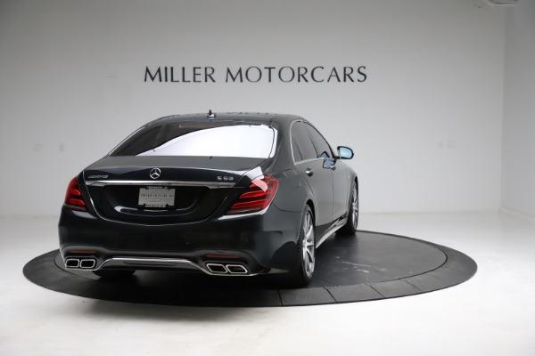 Used 2019 Mercedes-Benz S-Class AMG S 63 for sale $122,900 at Rolls-Royce Motor Cars Greenwich in Greenwich CT 06830 10