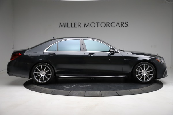 Used 2019 Mercedes-Benz S-Class AMG S 63 for sale $122,900 at Rolls-Royce Motor Cars Greenwich in Greenwich CT 06830 15