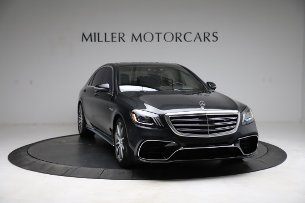 Used 2019 Mercedes-Benz S-Class AMG S 63 for sale $122,900 at Rolls-Royce Motor Cars Greenwich in Greenwich CT 06830 20