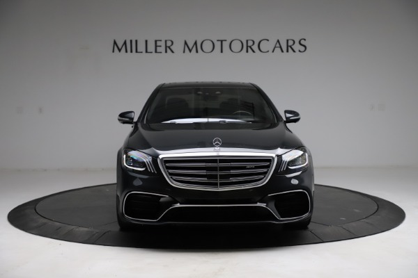 Used 2019 Mercedes-Benz S-Class AMG S 63 for sale $122,900 at Rolls-Royce Motor Cars Greenwich in Greenwich CT 06830 21