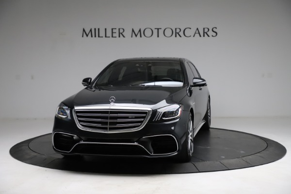Used 2019 Mercedes-Benz S-Class AMG S 63 for sale $122,900 at Rolls-Royce Motor Cars Greenwich in Greenwich CT 06830 22