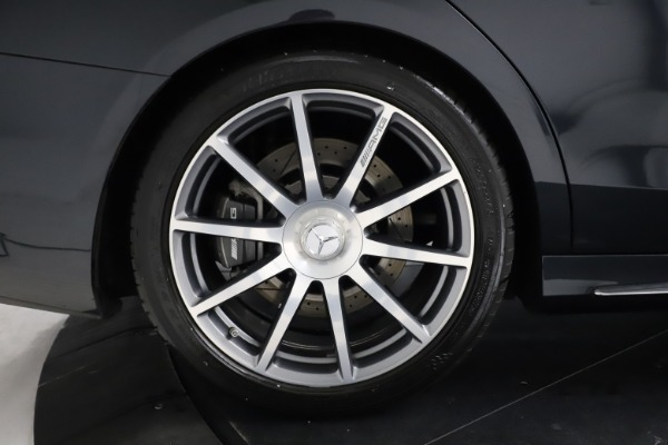 Used 2019 Mercedes-Benz S-Class AMG S 63 for sale $122,900 at Rolls-Royce Motor Cars Greenwich in Greenwich CT 06830 25