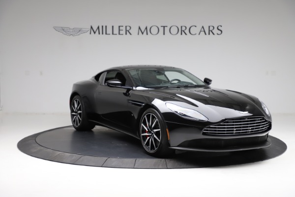 Used 2018 Aston Martin DB11 V12 for sale $159,990 at Rolls-Royce Motor Cars Greenwich in Greenwich CT 06830 10