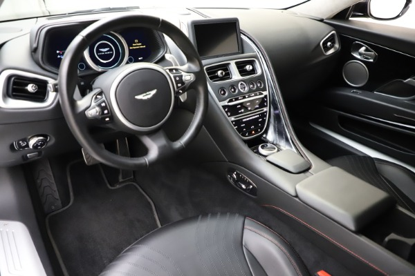 Used 2018 Aston Martin DB11 V12 for sale $159,990 at Rolls-Royce Motor Cars Greenwich in Greenwich CT 06830 13