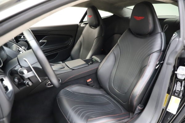 Used 2018 Aston Martin DB11 V12 for sale $159,990 at Rolls-Royce Motor Cars Greenwich in Greenwich CT 06830 14