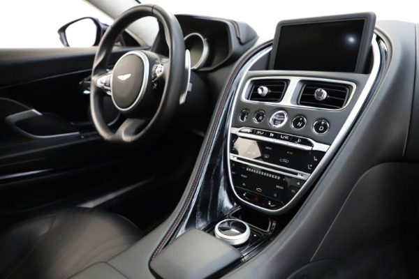 Used 2018 Aston Martin DB11 V12 for sale $159,990 at Rolls-Royce Motor Cars Greenwich in Greenwich CT 06830 17