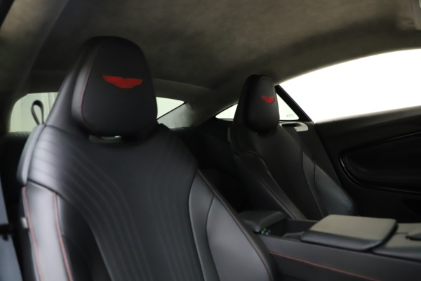 Used 2018 Aston Martin DB11 V12 for sale $159,990 at Rolls-Royce Motor Cars Greenwich in Greenwich CT 06830 18