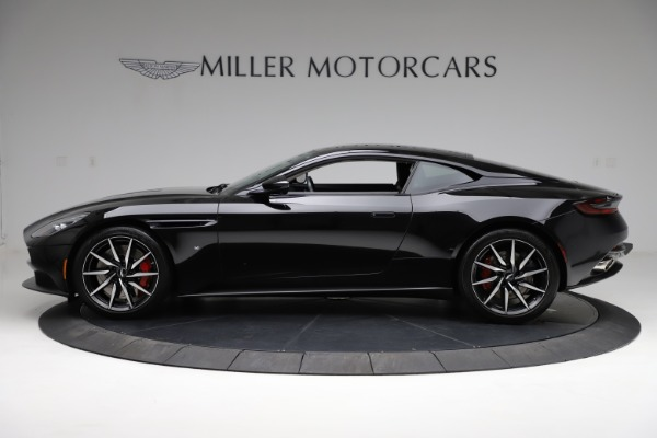Used 2018 Aston Martin DB11 V12 for sale $159,990 at Rolls-Royce Motor Cars Greenwich in Greenwich CT 06830 2