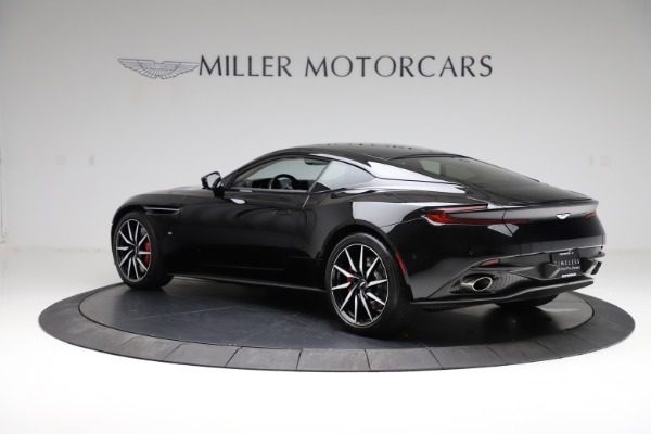 Used 2018 Aston Martin DB11 V12 for sale $159,990 at Rolls-Royce Motor Cars Greenwich in Greenwich CT 06830 3