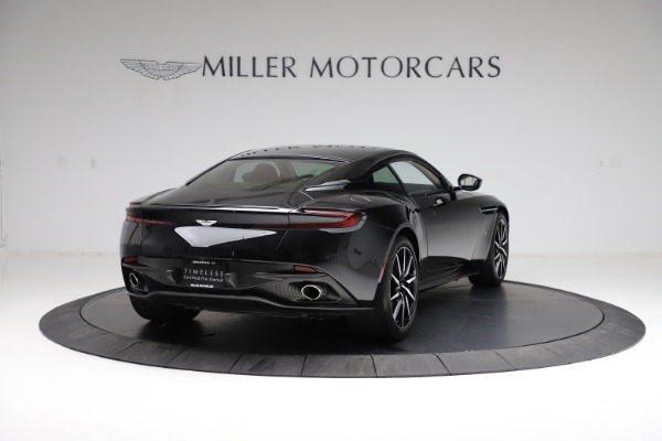 Used 2018 Aston Martin DB11 V12 for sale $159,990 at Rolls-Royce Motor Cars Greenwich in Greenwich CT 06830 6