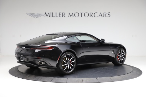 Used 2018 Aston Martin DB11 V12 for sale $159,990 at Rolls-Royce Motor Cars Greenwich in Greenwich CT 06830 7