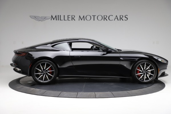 Used 2018 Aston Martin DB11 V12 for sale $159,990 at Rolls-Royce Motor Cars Greenwich in Greenwich CT 06830 8