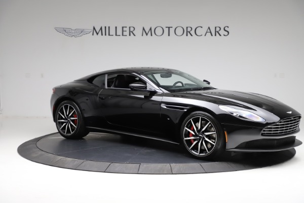 Used 2018 Aston Martin DB11 V12 for sale $159,990 at Rolls-Royce Motor Cars Greenwich in Greenwich CT 06830 9