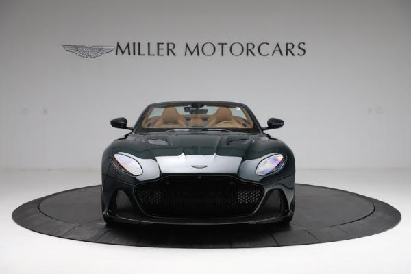 New 2021 Aston Martin DBS Superleggera Volante for sale $392,916 at Rolls-Royce Motor Cars Greenwich in Greenwich CT 06830 11