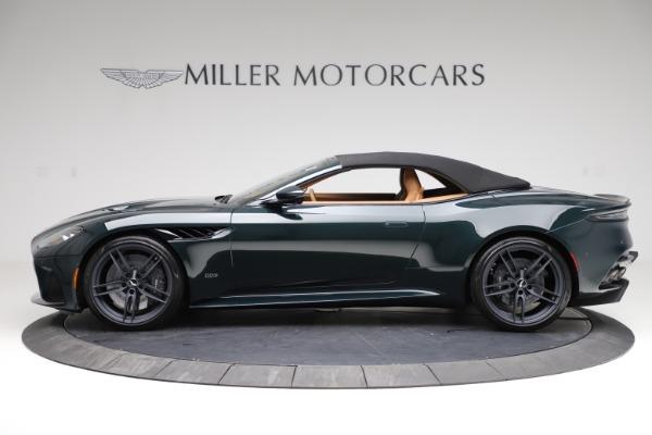New 2021 Aston Martin DBS Superleggera Volante for sale $392,916 at Rolls-Royce Motor Cars Greenwich in Greenwich CT 06830 14