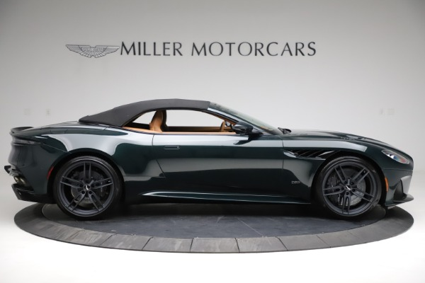 New 2021 Aston Martin DBS Superleggera Volante for sale $392,916 at Rolls-Royce Motor Cars Greenwich in Greenwich CT 06830 15