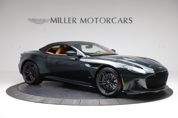 New 2021 Aston Martin DBS Superleggera Volante for sale $392,916 at Rolls-Royce Motor Cars Greenwich in Greenwich CT 06830 16