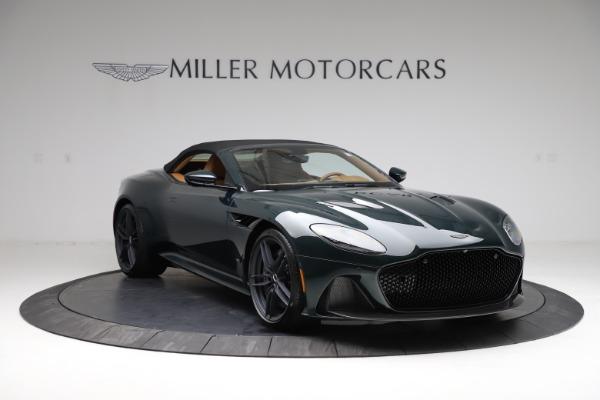 New 2021 Aston Martin DBS Superleggera Volante for sale $392,916 at Rolls-Royce Motor Cars Greenwich in Greenwich CT 06830 17