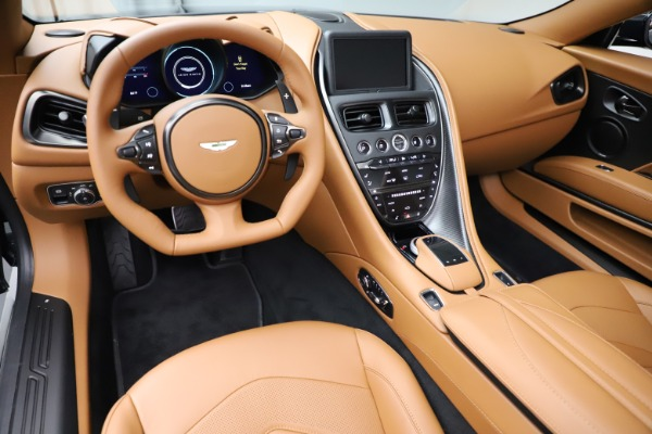 New 2021 Aston Martin DBS Superleggera Volante for sale $392,916 at Rolls-Royce Motor Cars Greenwich in Greenwich CT 06830 19