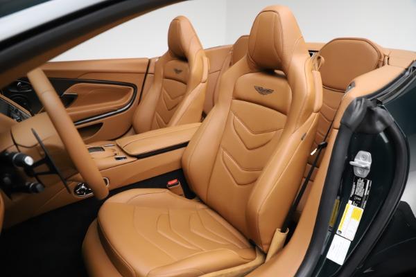 New 2021 Aston Martin DBS Superleggera Volante for sale $392,916 at Rolls-Royce Motor Cars Greenwich in Greenwich CT 06830 20