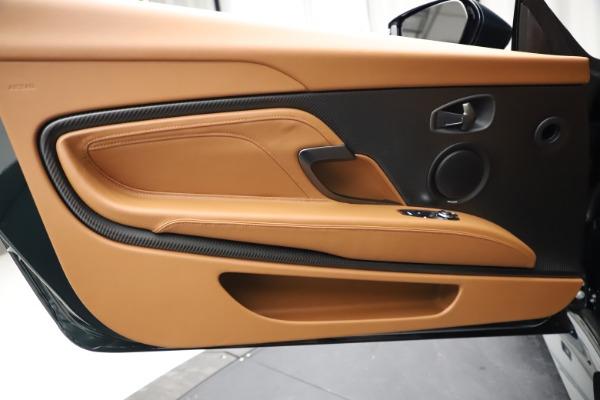 New 2021 Aston Martin DBS Superleggera Volante for sale $392,916 at Rolls-Royce Motor Cars Greenwich in Greenwich CT 06830 22