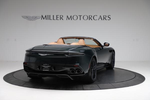 New 2021 Aston Martin DBS Superleggera Volante for sale $392,916 at Rolls-Royce Motor Cars Greenwich in Greenwich CT 06830 6