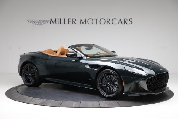 New 2021 Aston Martin DBS Superleggera Volante for sale $392,916 at Rolls-Royce Motor Cars Greenwich in Greenwich CT 06830 9