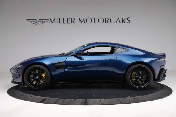 New 2021 Aston Martin Vantage Coupe for sale $179,386 at Rolls-Royce Motor Cars Greenwich in Greenwich CT 06830 2