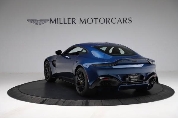 New 2021 Aston Martin Vantage Coupe for sale $179,386 at Rolls-Royce Motor Cars Greenwich in Greenwich CT 06830 4