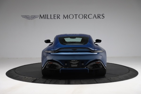 New 2021 Aston Martin Vantage Coupe for sale $179,386 at Rolls-Royce Motor Cars Greenwich in Greenwich CT 06830 5
