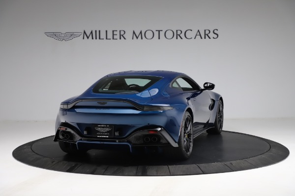 New 2021 Aston Martin Vantage Coupe for sale $179,386 at Rolls-Royce Motor Cars Greenwich in Greenwich CT 06830 6