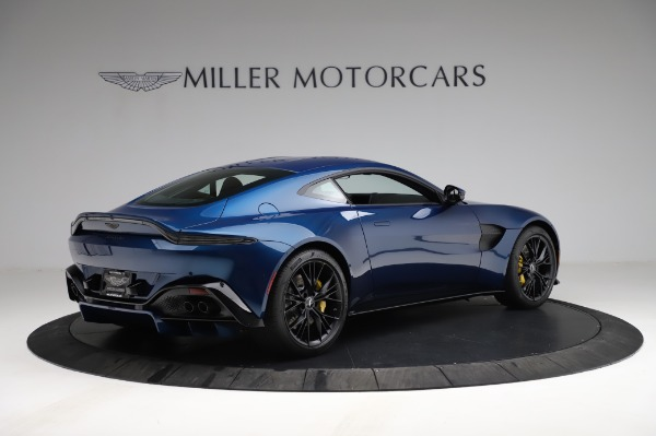 New 2021 Aston Martin Vantage Coupe for sale $179,386 at Rolls-Royce Motor Cars Greenwich in Greenwich CT 06830 7