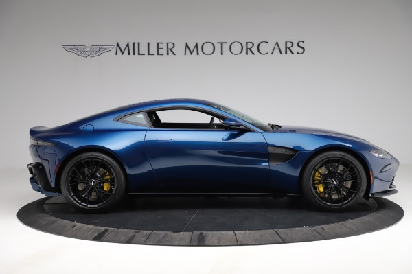 New 2021 Aston Martin Vantage Coupe for sale $179,386 at Rolls-Royce Motor Cars Greenwich in Greenwich CT 06830 8