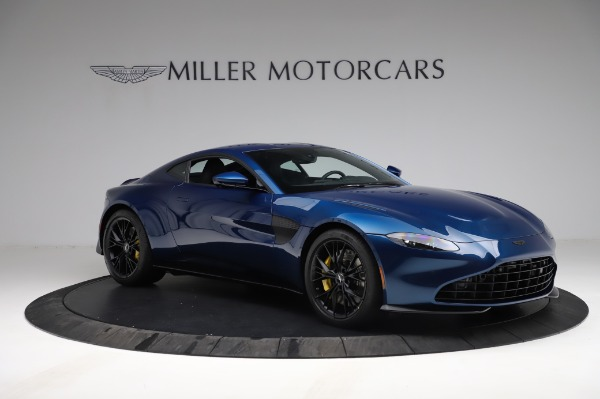 New 2021 Aston Martin Vantage Coupe for sale $179,386 at Rolls-Royce Motor Cars Greenwich in Greenwich CT 06830 9