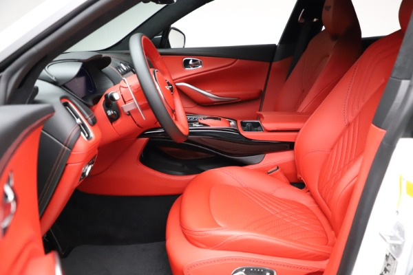 New 2021 Aston Martin DBX for sale $210,386 at Rolls-Royce Motor Cars Greenwich in Greenwich CT 06830 15