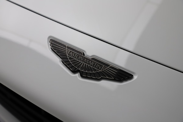 New 2021 Aston Martin DBX for sale $210,386 at Rolls-Royce Motor Cars Greenwich in Greenwich CT 06830 25