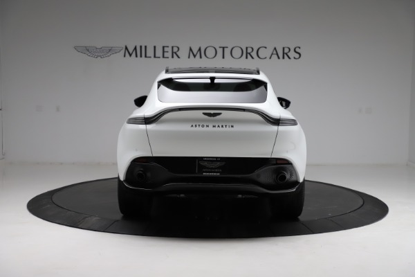 New 2021 Aston Martin DBX for sale $210,386 at Rolls-Royce Motor Cars Greenwich in Greenwich CT 06830 5