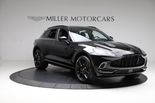 New 2021 Aston Martin DBX for sale $206,286 at Rolls-Royce Motor Cars Greenwich in Greenwich CT 06830 10