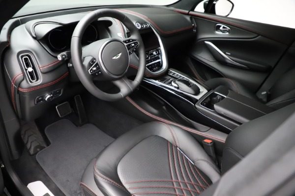 New 2021 Aston Martin DBX for sale $206,286 at Rolls-Royce Motor Cars Greenwich in Greenwich CT 06830 13
