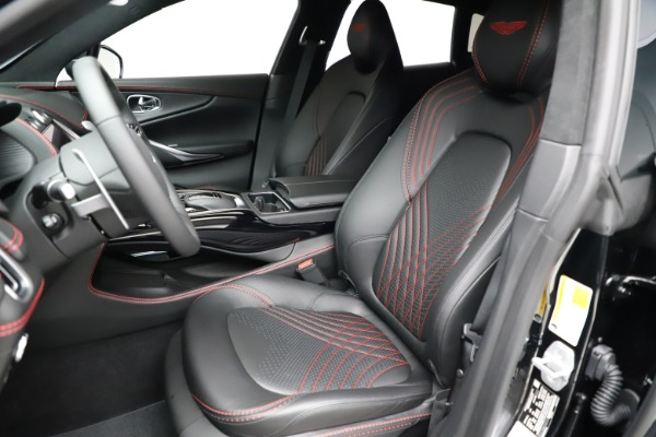 New 2021 Aston Martin DBX for sale $206,286 at Rolls-Royce Motor Cars Greenwich in Greenwich CT 06830 15
