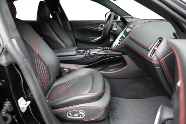 New 2021 Aston Martin DBX for sale $206,286 at Rolls-Royce Motor Cars Greenwich in Greenwich CT 06830 20