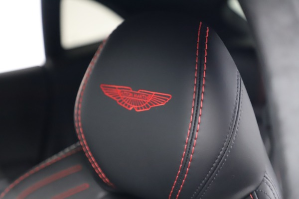 New 2021 Aston Martin DBX for sale $206,286 at Rolls-Royce Motor Cars Greenwich in Greenwich CT 06830 22