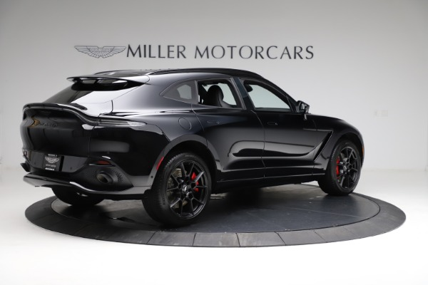 New 2021 Aston Martin DBX for sale $206,286 at Rolls-Royce Motor Cars Greenwich in Greenwich CT 06830 7