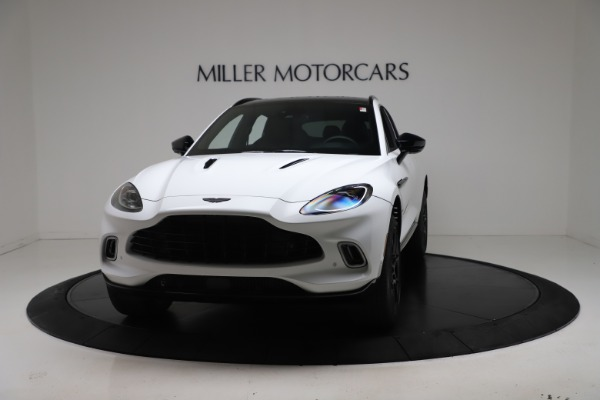 New 2021 Aston Martin DBX for sale $206,286 at Rolls-Royce Motor Cars Greenwich in Greenwich CT 06830 11